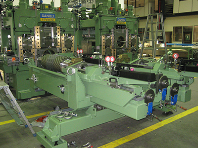 Copper Strip Milling Lines